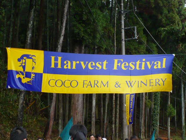 ココファーム2009収穫祭1