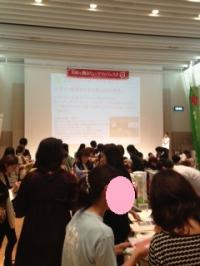 ママフェスタ2013 メイン会場