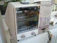先生宅のトースター
