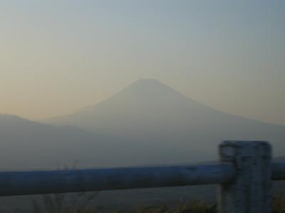 伊豆スカイラインからの富士山