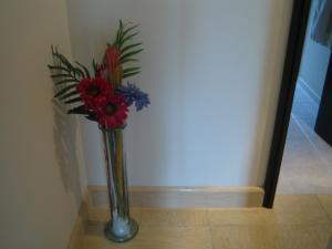 廊下の花 2013 春