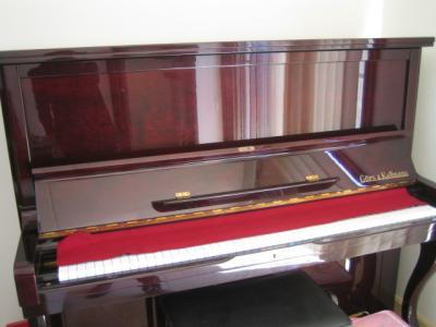 ピアノカバー洗い2