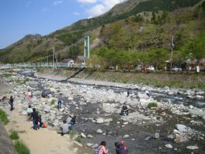 道志村 道の駅 河原
