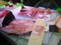 松原商店街 魚屋 ヒラメとヒラマサ