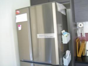 冷蔵庫 引っ張り出し2