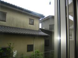 窓拭き アフター
