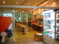 代々木 青少年総合センター カフェ