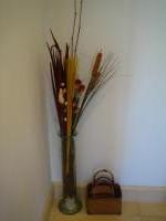 廊下の花 2013秋