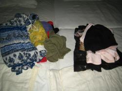 衣類整理 不要品