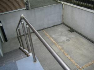 ケルヒャー 車庫 アフター