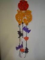ママフェスタで買ったハロウィン飾り