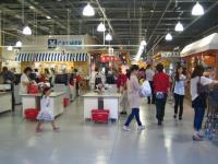横須賀 ポートマーケット 内部