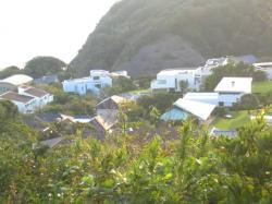 披露山の別荘地帯