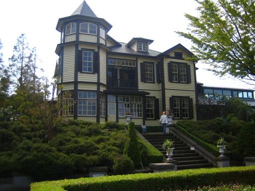 西洋館 外交官の家 外観