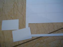 名刺作成 用紙2