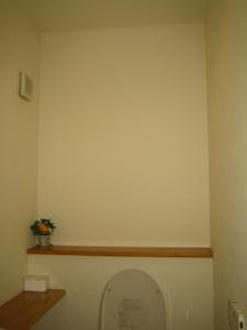 2Fトイレ ウォールデコ1