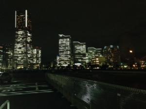 みなとみらい 夜景