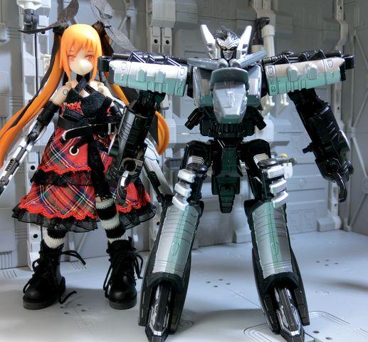 ビット兵器「プテライデンオー」 (1)