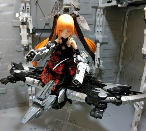 ビット兵器「プテライデンオー」 (7)