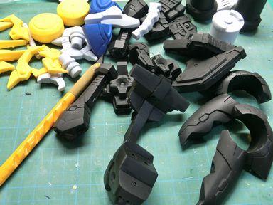 武装制作(1)
