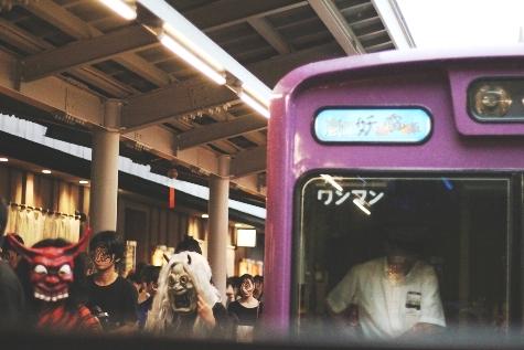 01妖怪電車1