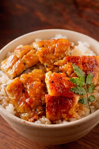 豆腐の蒲焼き