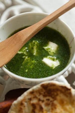 モロヘイヤの冷スープ