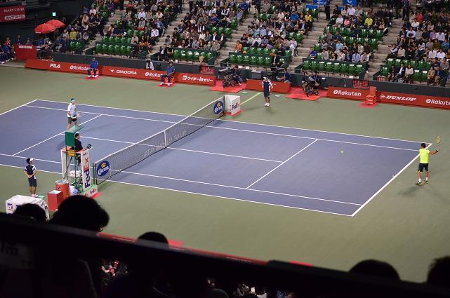 楽天テニス