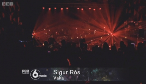 BBCラジオの生ライブ映像をネット中継という時代