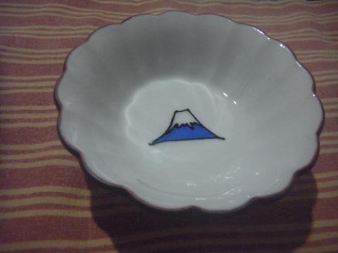 (九谷+奈良)×丸若屋=富士山?