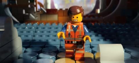 予告編登場「THE LEGO MOVIE」!