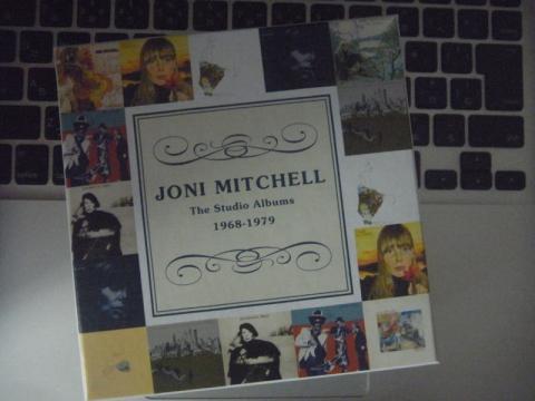 ジョニ・ミッチェルの名作をまとめて入手! しかもこの値段、アマゾンさん!