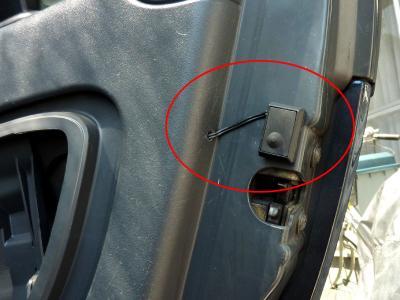 05_ドアスイッチの取り付け