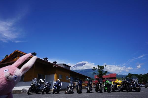 集合写真&富士山