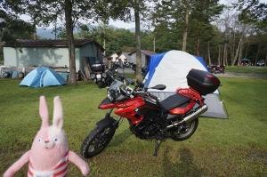 福島キャンプ