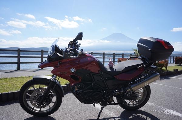 山中湖GS