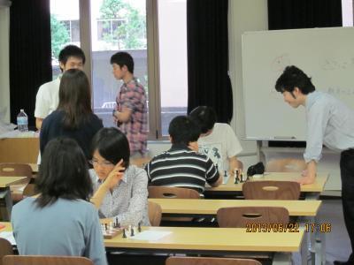 新人戦&快速戦 検討室1