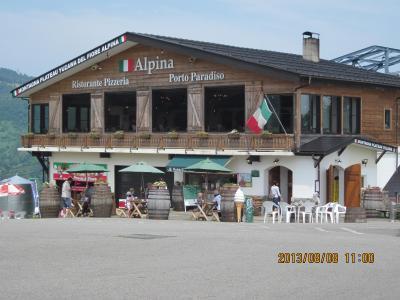 合同合宿2013 山の上のレストラン