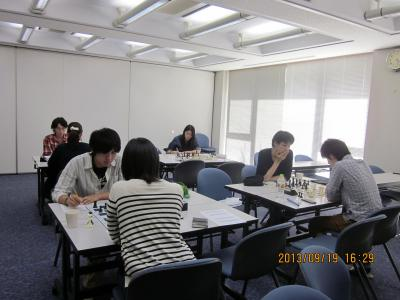 SCC合宿 2ラウンド
