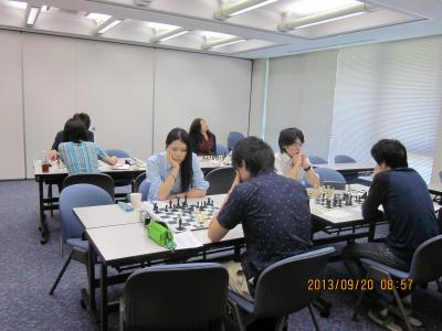 SCC合宿 4ラウンド