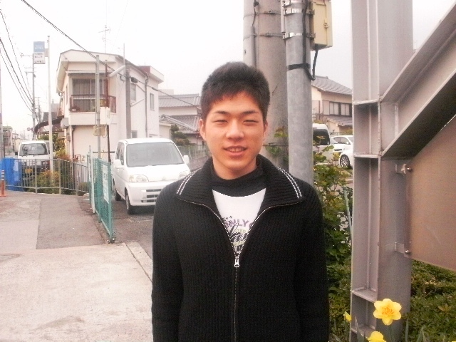 大田大貴さん