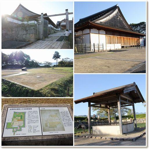 篠山城跡で♪