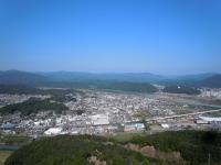 10月27日 香山寺空撮①