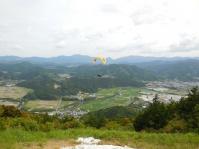 5月26日 平野テイクオフからの眺め