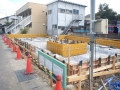 福島の家基礎配筋1