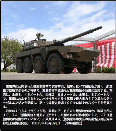 1115機動戦闘車