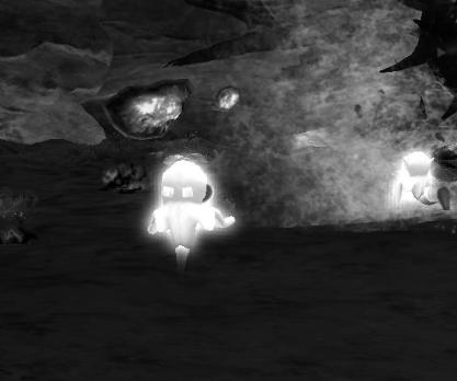 サソリ幽霊