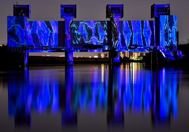 岩淵水門9