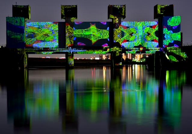 岩淵水門10