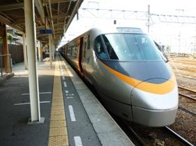 いしづち松山駅